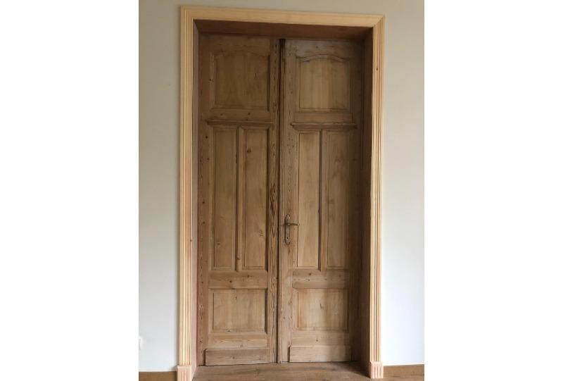 Oude stijldeuren